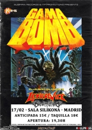 Gama Bomb Madrid web peq