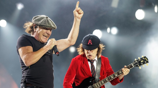 AC/DC 'Rock Or Bust' World Tour - Melbourne