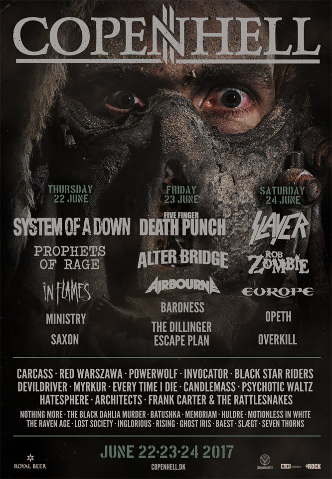 copenhell2017poster