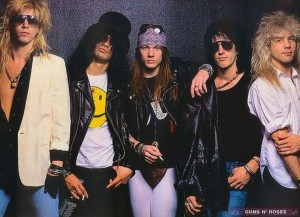 [Articulo} GUNS N' ROSES: REALIDADES Y EXPECTATIVAS. Gnr-classic_lineup