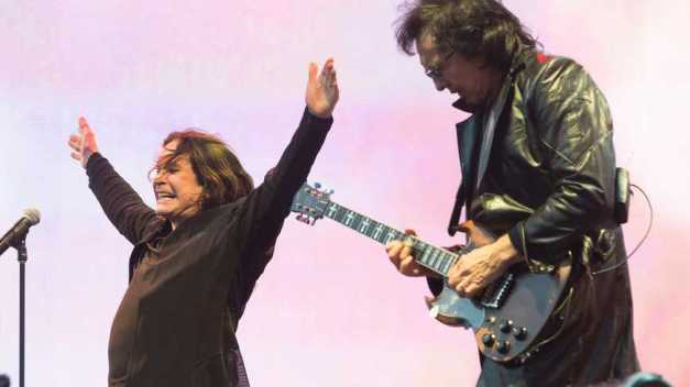 Black Sabbath - British Summer Time, Hyde Park, London