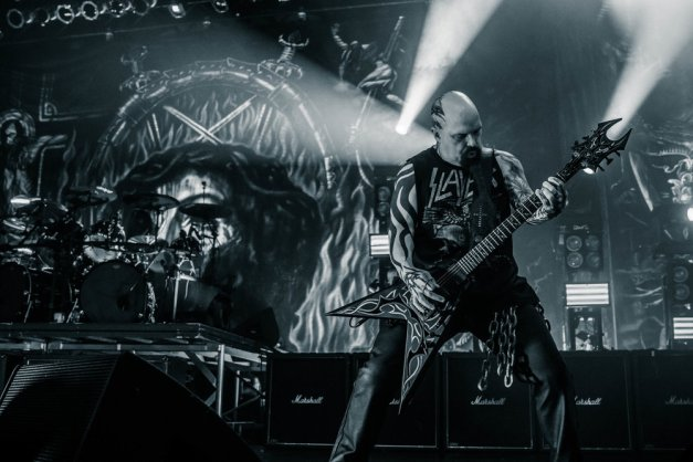 Slayer Repentless World Tour 2016