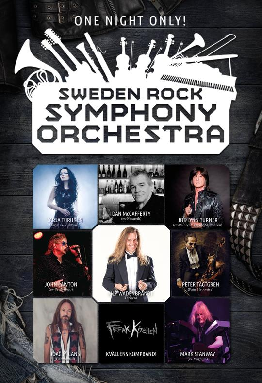 sweden rock orchestra