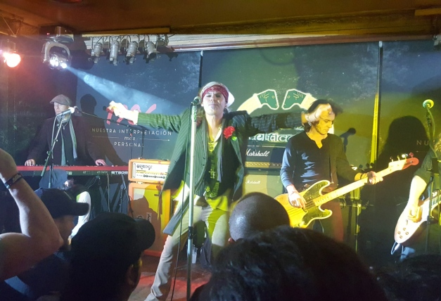 the quireboys spike