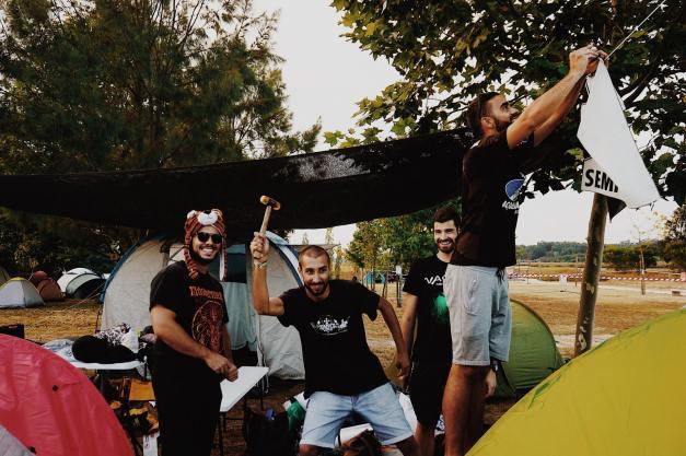 vagos camping